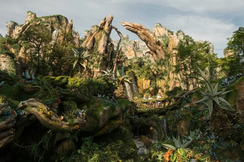 Which Walt Disney World Park to Skip on a Short Trip - Pandora Avatar
