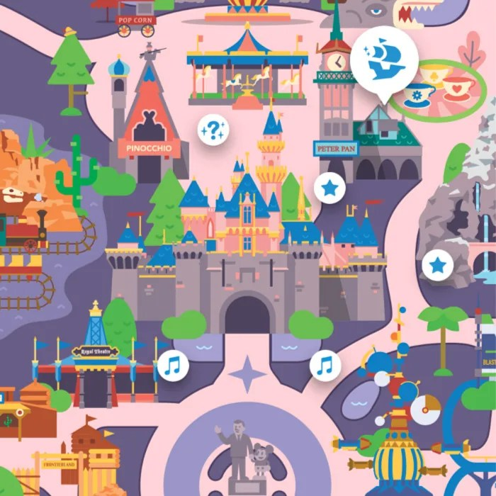 New at Disneyland Fall Winter 2018 - Play Disney Parks App