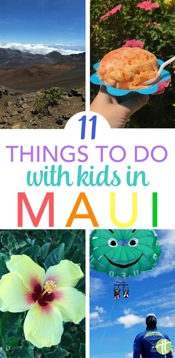 Taking a family vacation in Maui, Hawaii? The top activities and things to do with kids, from outdoor ocean adventures to amazing luaus to the best kid-friendly food.