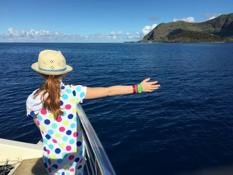 Disney Aulani Splurges - Catamaran Excursion