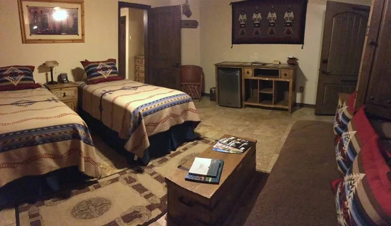 Dude Ranch with Kids - White Stallion Ranch Family Suite