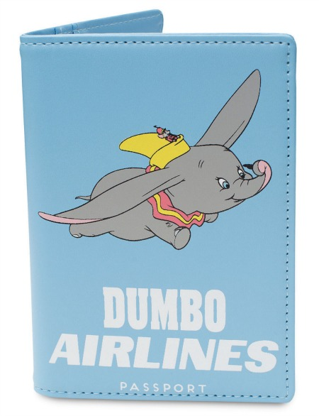Dumbo Airlines Passport Holder