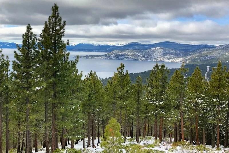 Diamond Peak Views