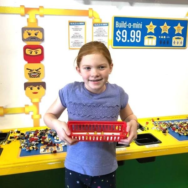 Legoland California on a Budget - Make a Minifig