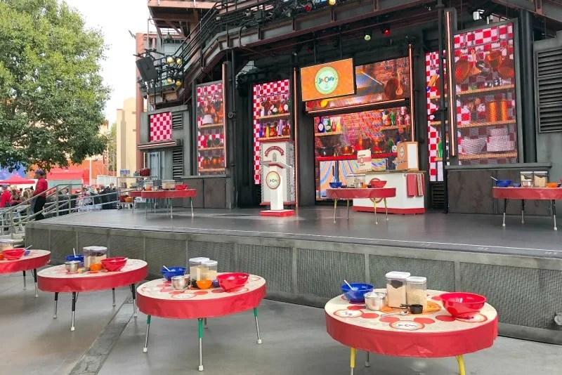 Disneyland Food and Wine Festival - Goofy Junior Chef