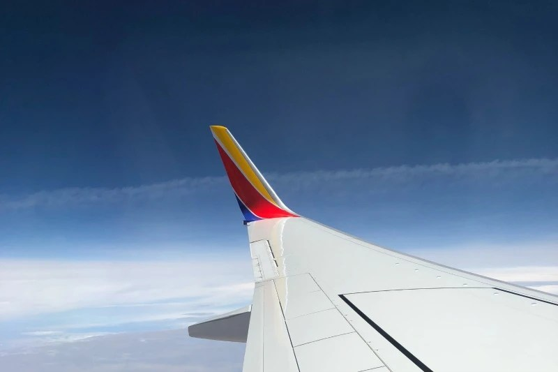 Taking an Inaugural Flight with Southwest Airlines