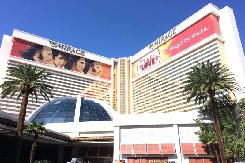 Kid-Friendly Hotels in Las Vegas - the Mirage