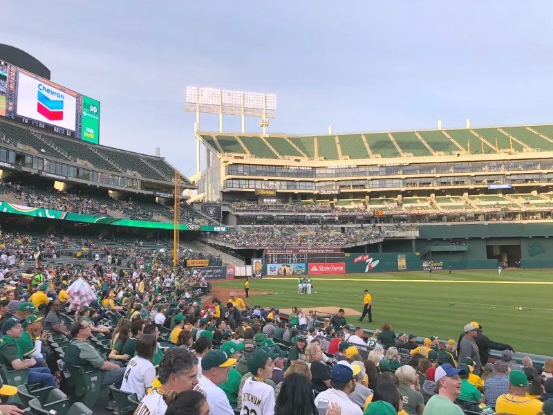 Oakland A's Games with Kids: Your Family-Friendly Baseball Guide