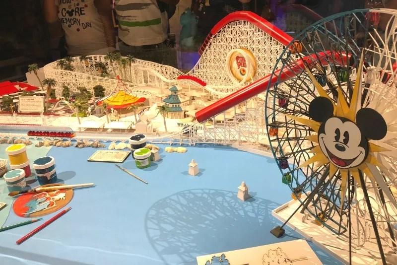 Pixar Fest at Disneyland - Blue Sky Cellar Pixar Pier Preview