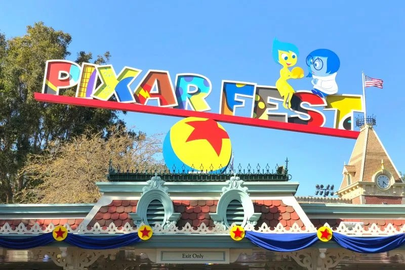 Pixar Fest at Disneyland: Everything You Need to Know