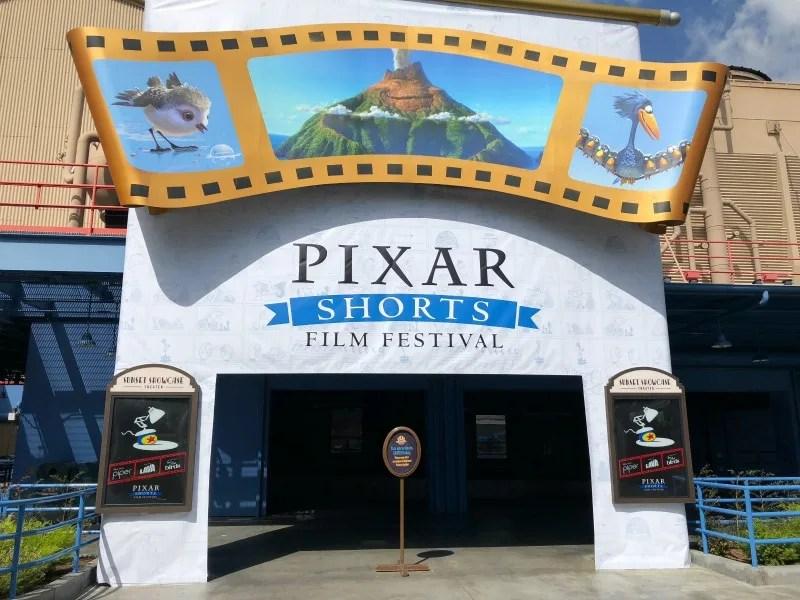 Pixar Fest at Disneyland - Pixar Shorts
