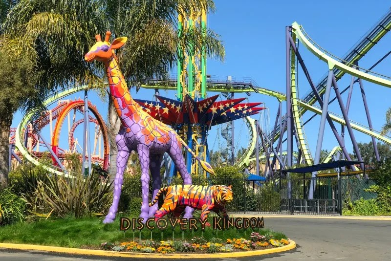 Tips & Tricks for Six Flags Discovery Kingdom
