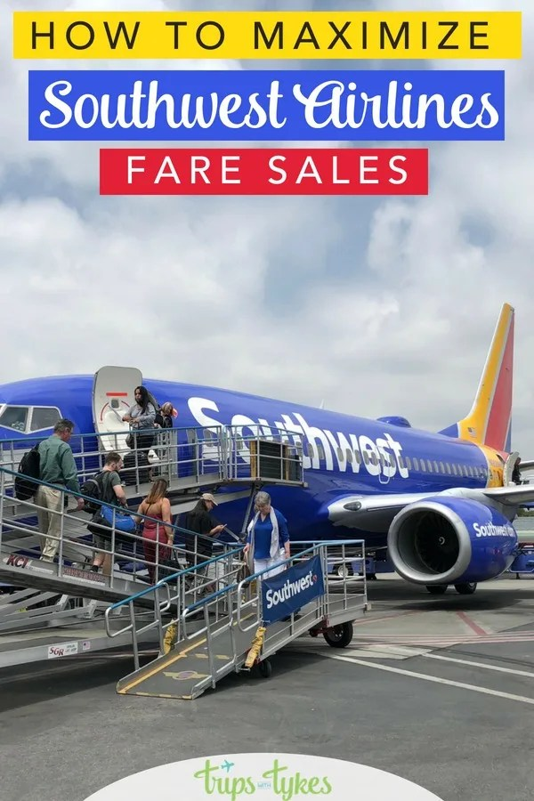 Southwest Airlines announces major fare sales a few times a year and minor ones every few weeks. Tips and tricks from an expert on how to take maximum advantage of fare sales to save money or Rapid Rewards points on your family's travels. AD #SouthwestStorytellers #SouthwestHeart #airtravel #RapidRewards
