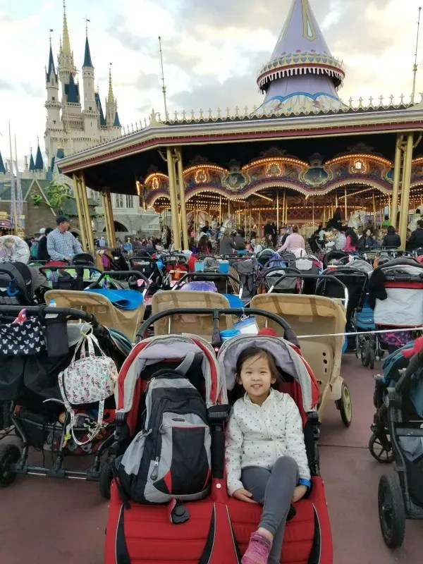 Best Disney Strollers City Mini Double