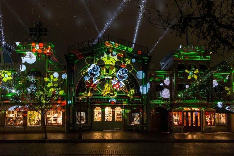 New Disneyland Spring Summer 2019 - Mickeys Mix Magic
