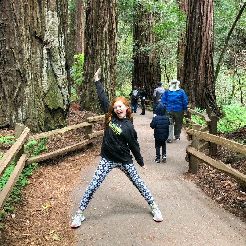Every Kid in a Park - National Park with 4th Graders - Muir Woods Excitement