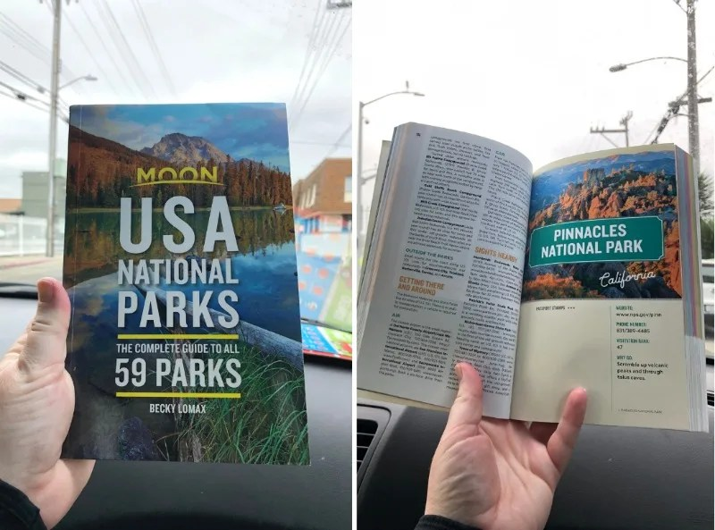 Moon Guides National Parks