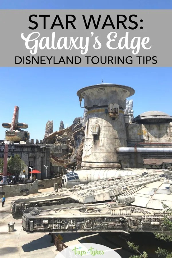 Ride more, wait less. These tips and strategies for Star Wars: Galaxy's Edge have been put to the test in Disneyland. How to best ride Millennium Falcon: Smugglers Run more than once, get into Oga's Cantina, and experience shorter lines for food. #galaxysedge #disneyland #starwars