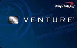 Capital One Venture Credit Card Feb 2020