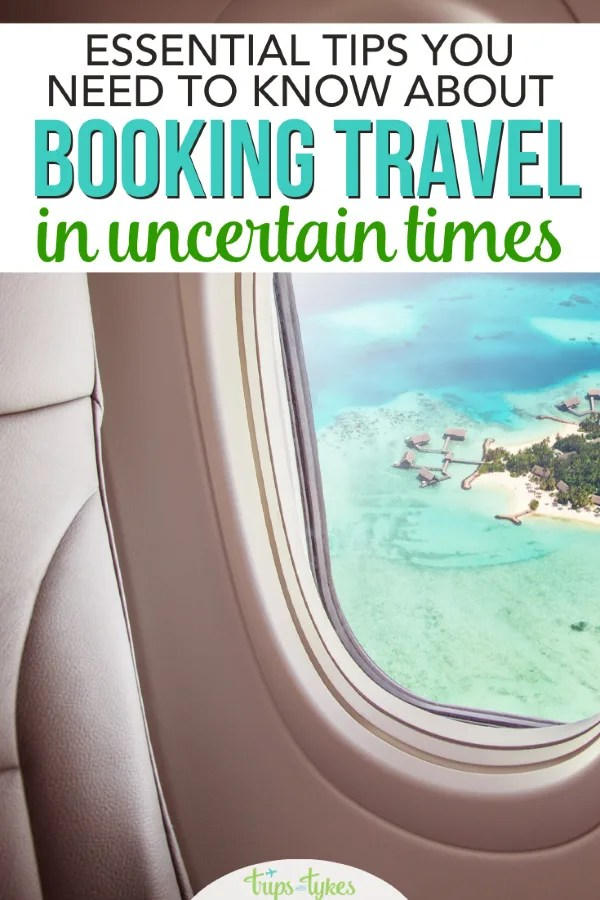 Considering booking travel for later this year but unsure of what the future holds? Expert travel booking tips to help keep your plans as flexible as possible and prevent you from losing money in these uncertain travel times.