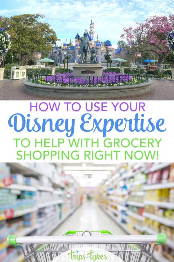 Are you a Disney expert with all the secrets for shortcutting lines? Believe it or not, those skills can serve you well in smart grocery shopping strategies during these tough times. How to rope drop Trader Joe's and Fastpass+ refresh Instacart.