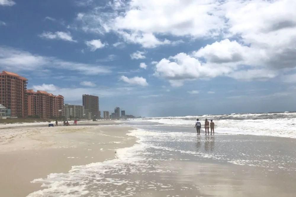 Alabama Beach Walk