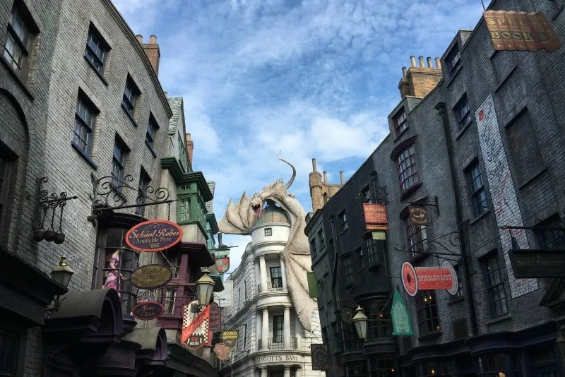 Universal Orlando for Disney Fans - Diagon Alley