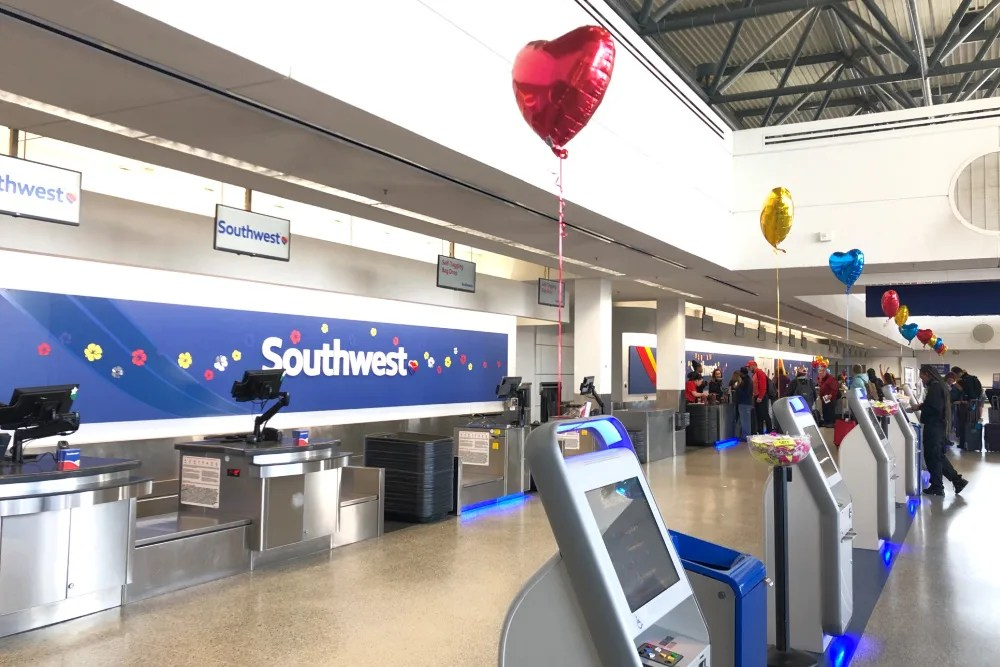 Southwest Airlines Change Fees