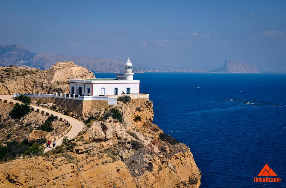 Albir Lighthouse Route