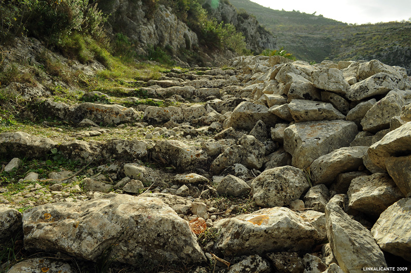 Barranc de l'Infern Hking Trail