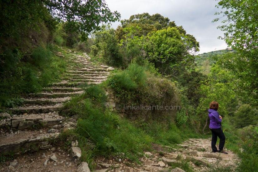 Barranco del Infierno Loop Hiking Trail