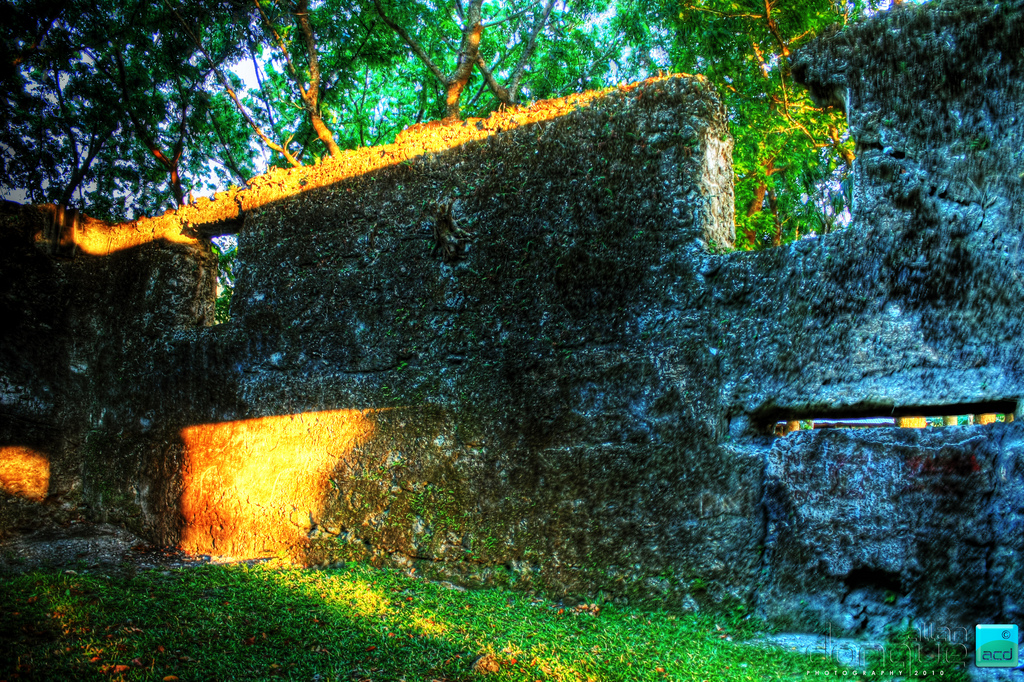 Island Maui Ruins