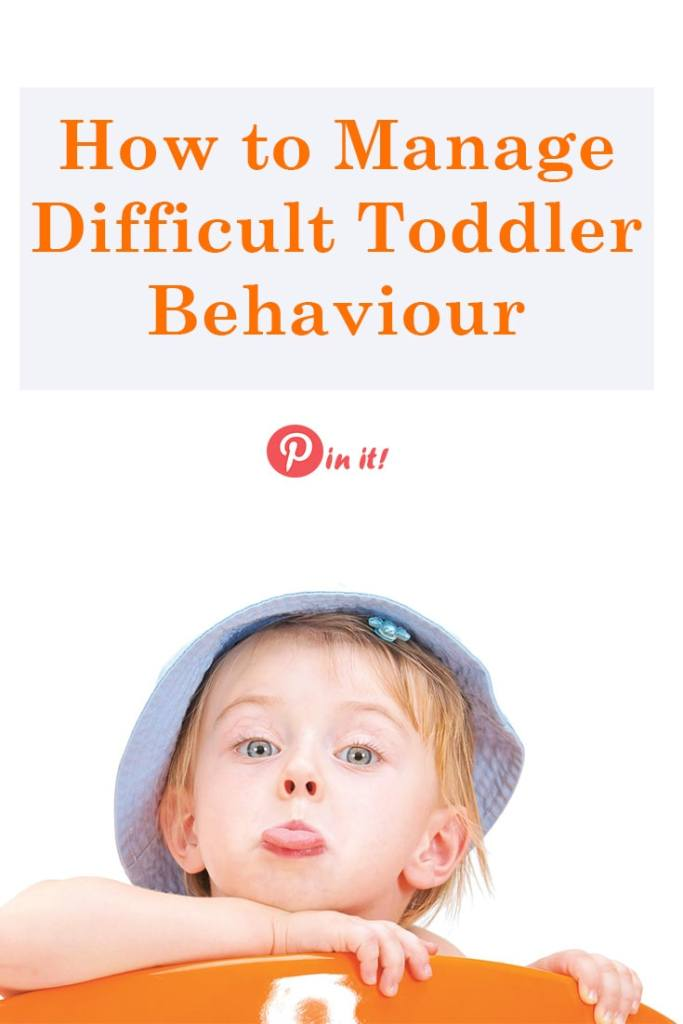 Tired of your toddler's tantrums? Here's help. 9 things to try to manage difficult toddler behavior. #parenting