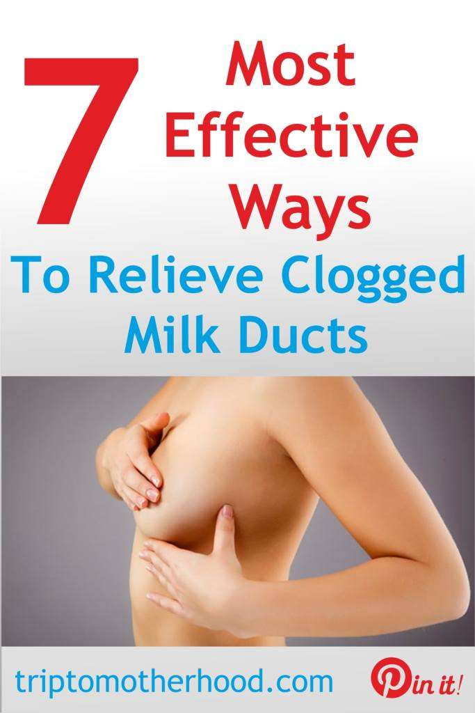 How to recognize, treat and prevent clogged milk ducts? They are hard, tender lumps that form in the narrow milk ducts of the breast and result in poor drainage of breast milk. This is a common problem while breastfeeding. I know it because I had it multiple times and I've figured out how to effectively unclog a milk duct. Plus, I give additional strategies to help relieve the plugged duct: lecithin and certain strains of probiotics. #cloggedmilkduct #blockedmilkduct #breastfeeding