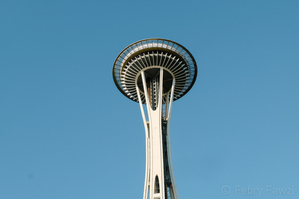 Space Needle - by Febry Fawzi