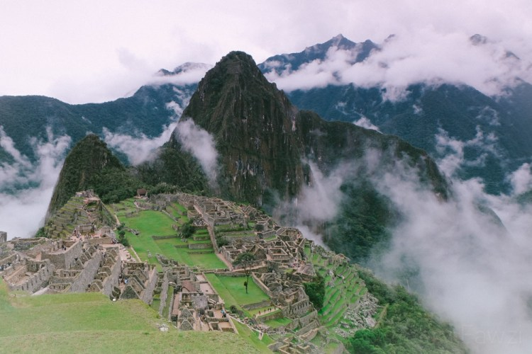 Backpacking ke Peru