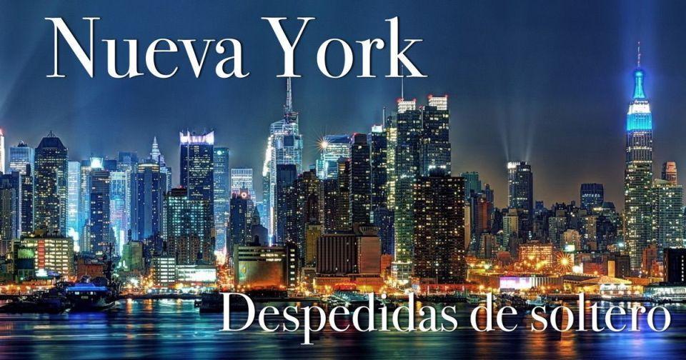 Despedidas de soltero en Nueva York