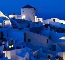 Crucero en las Islas Griegas: Corfú, Santorini, Mykonos