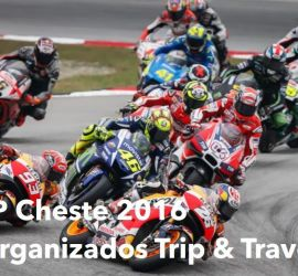 Gran Premio de Moto Grand Prix de Cheste en Valencia