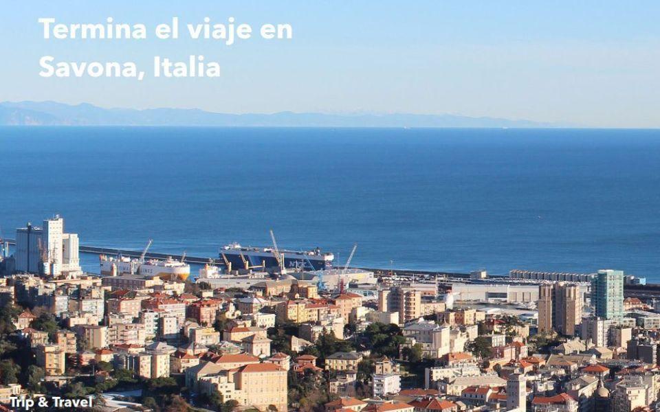8 días a bordo del Costa Fascinosa desde Barcelona, Palma de Mallorca, Islas Baleares, Italia, Palermo, Nápoles, Savona, vacaciones, Cataluña, España, cruceros, Mar Mediterráneo, Valencia