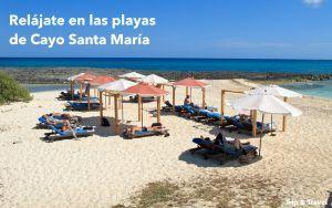 Oferta de viaje a Cuba: La Habana y Cayo Santa Maria, paquetes de grupo, alquiler de coches, lunas de miel, vacaciones, alojamiento, vuelos, viajes, hoteles