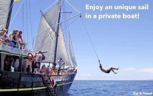 Playa de las Américas Boat Trips, excursions, tours, events, private party, Tenerife, tickets, Puerto Colón, reservations, Puerto de la Cruz, Canary Islands, restaurants