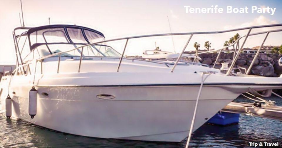 Tenerife Boat Party, tickets, events, cheap, tours, trips, excursions, hotels, reservations, Puerto de la Cruz, Playa de las Américas, Puerto Colón, Canary Islands, Spain