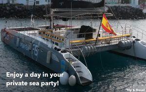 Tenerife Booze Cruise, tours, trips, excursions, cheap, tickets, tours, hotels, reservations, restaurants, Playa de las Américas, Puerto Colón, Puerto de la Cruz, Spain
