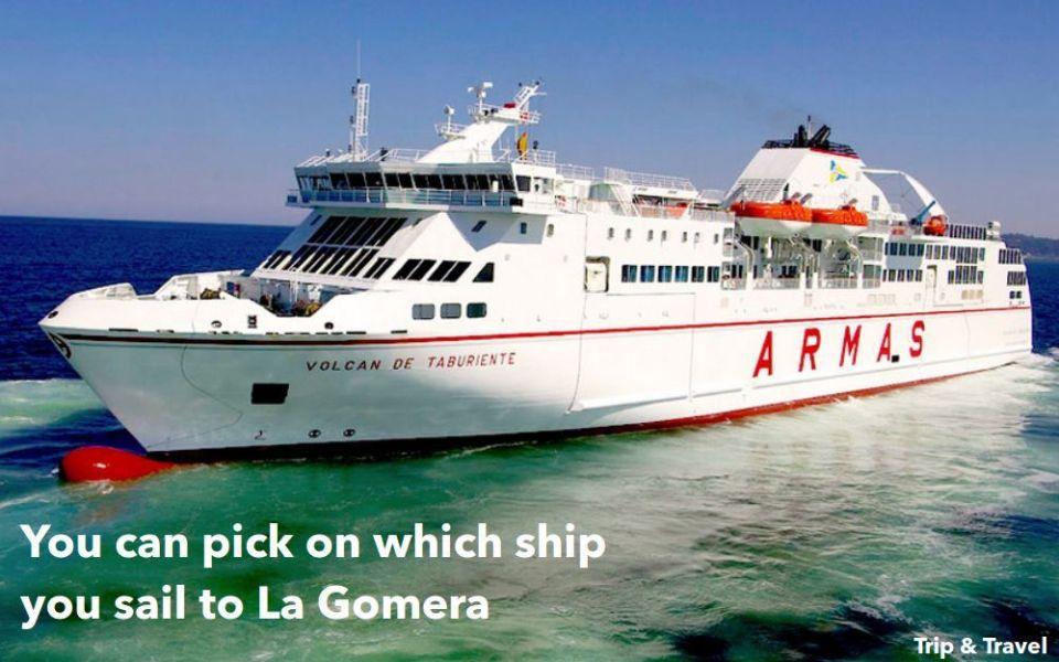 Tenerife Excursions Gomera, trips, tours, tickets, hotels, events, cheap, reservations, restaurants, Playa de las Américas, Puerto de la Cruz, Los Cristianos, Canary Islands