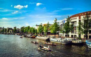 Escapada en Amsterdam en Febrero, Marzo y Abril, hoteles, viajes a Países Bajos, vacaciones en Amsterdam, lunas de miel en Países Bajos, traslados a hotel en Amsterdam