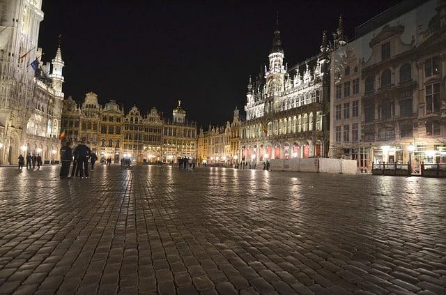 vuelos baratos a bruselas