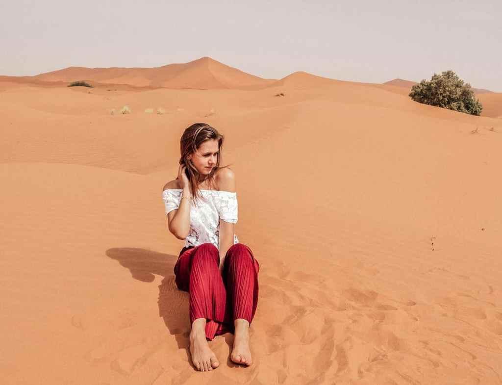 Israel desert blog world of lina