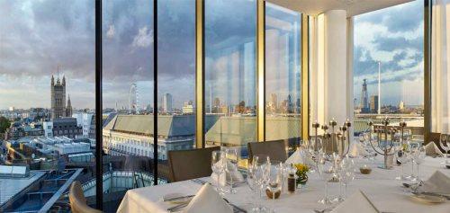 Restaurant Hilton Londen