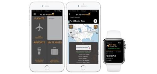 App Flight aware flighttracker